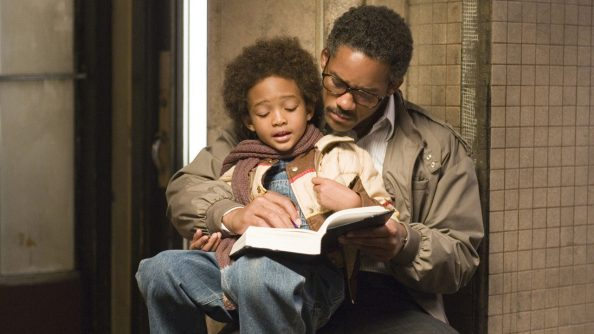 Cảnh trong phim The Pursuit of Happyness